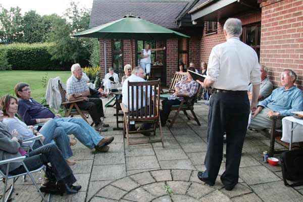 2009 Annual Barbeque