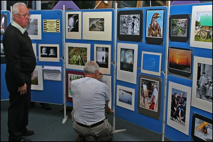 March Camera Club 2010 Library Exhibition